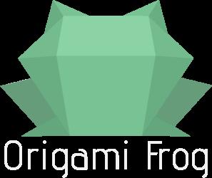 Origami Frog blog proste projekty zrób to sam