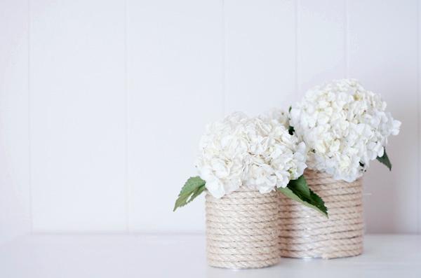 DIY Pomysły na piękne wazony