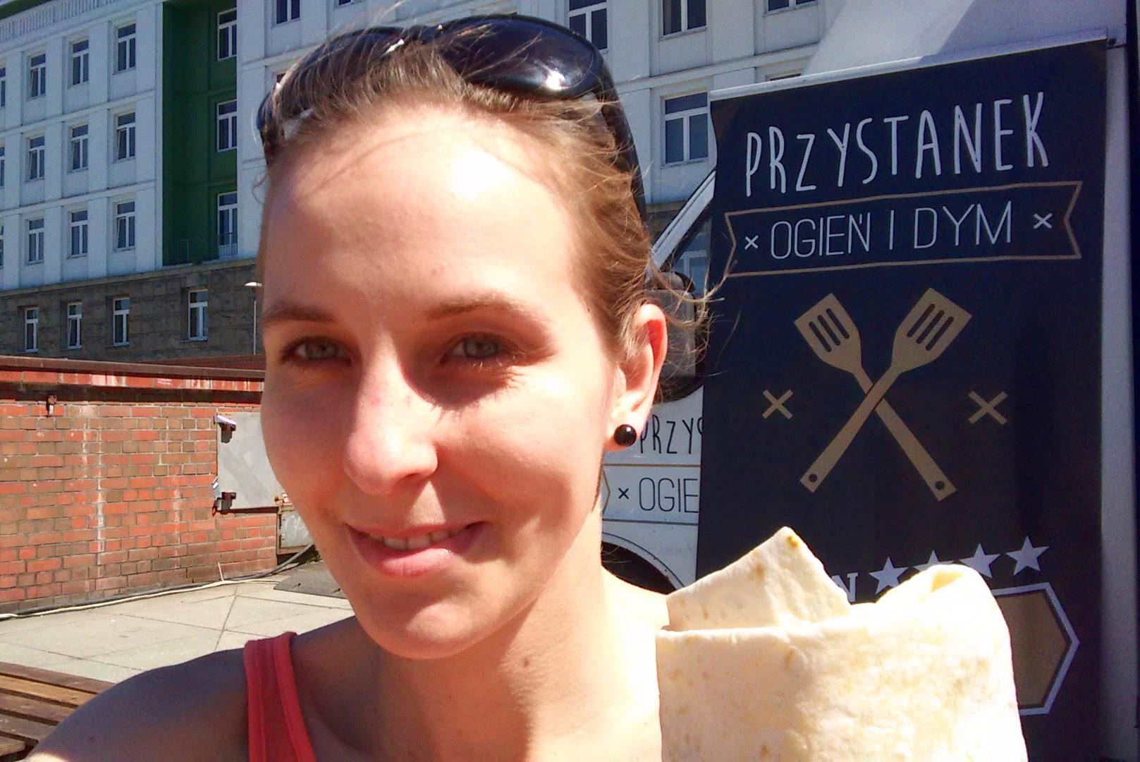 Blabla #02 Foodtracki, streetcom i niebieganie