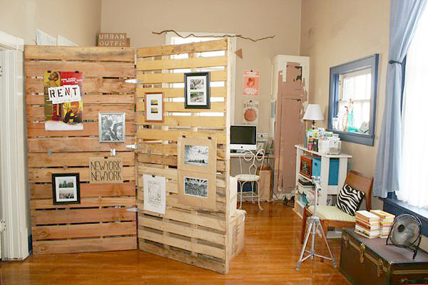 DIY Pomysły na oryginalne przegrody do pokoju