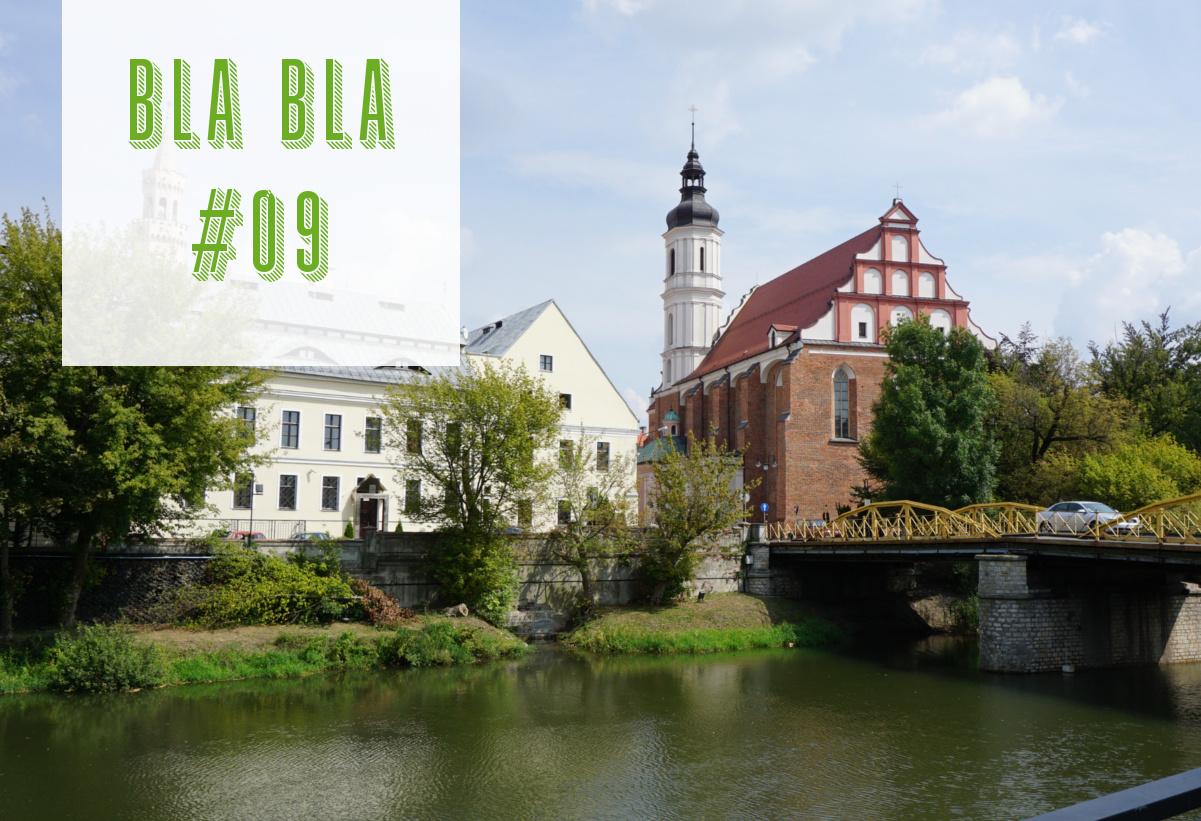 Blabla #09 // Spacery, rolki i rowerowe zwiedzanie Opola