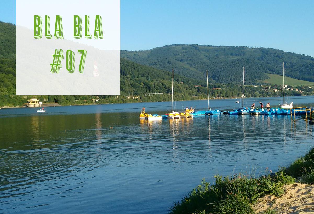 Blabla #07 // Igrzyska olimpijskie, wesele i jezioro Międzybrodzkie