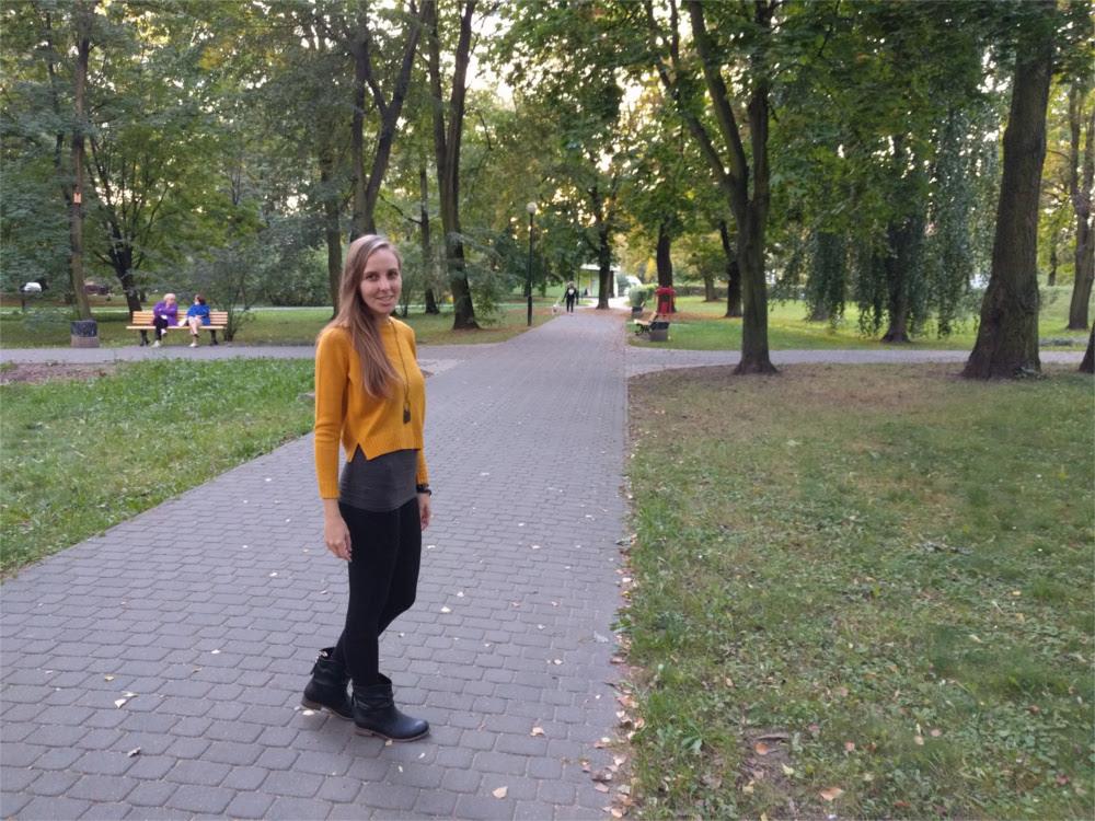 Blabla #14 Kolejkowo, spacery po parku i wypad w góry