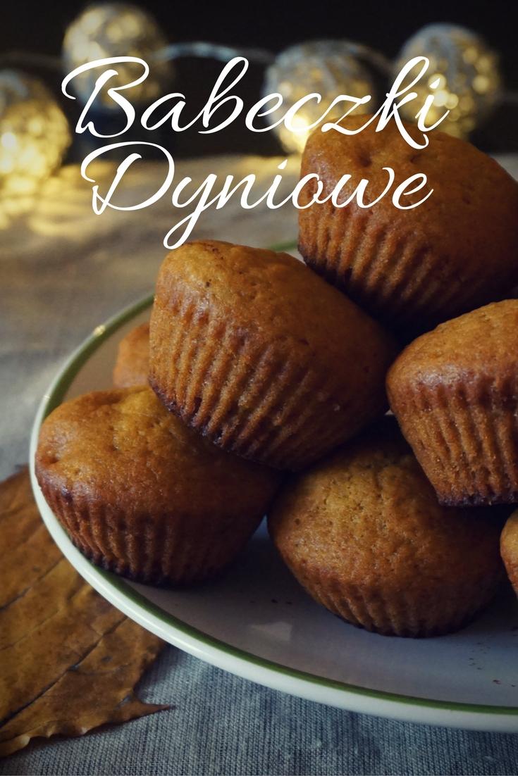 Przepis na proste muffiny z dyni / babeczki dyniowe / Pumpkin cupcakes