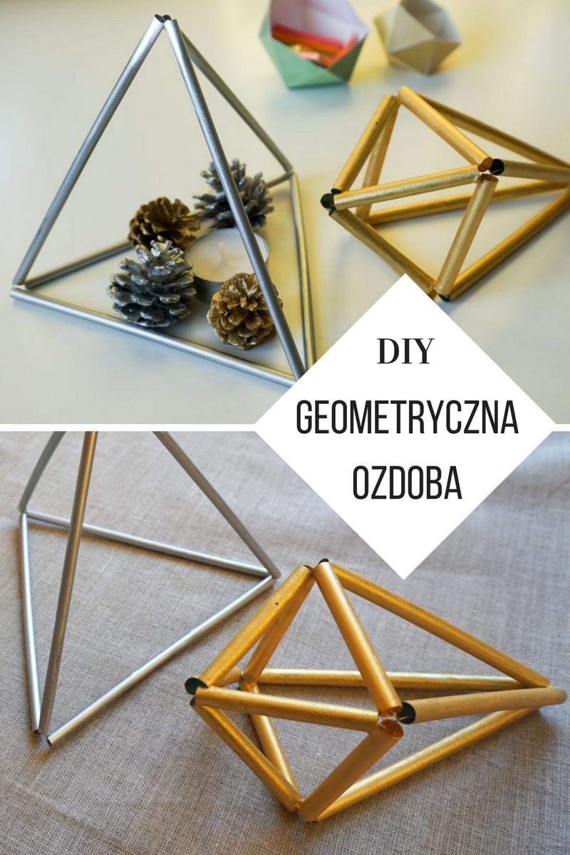 DIY Geometryczna ozdoba ze słomek // DIY Geometric decoration from straws - Himmeli