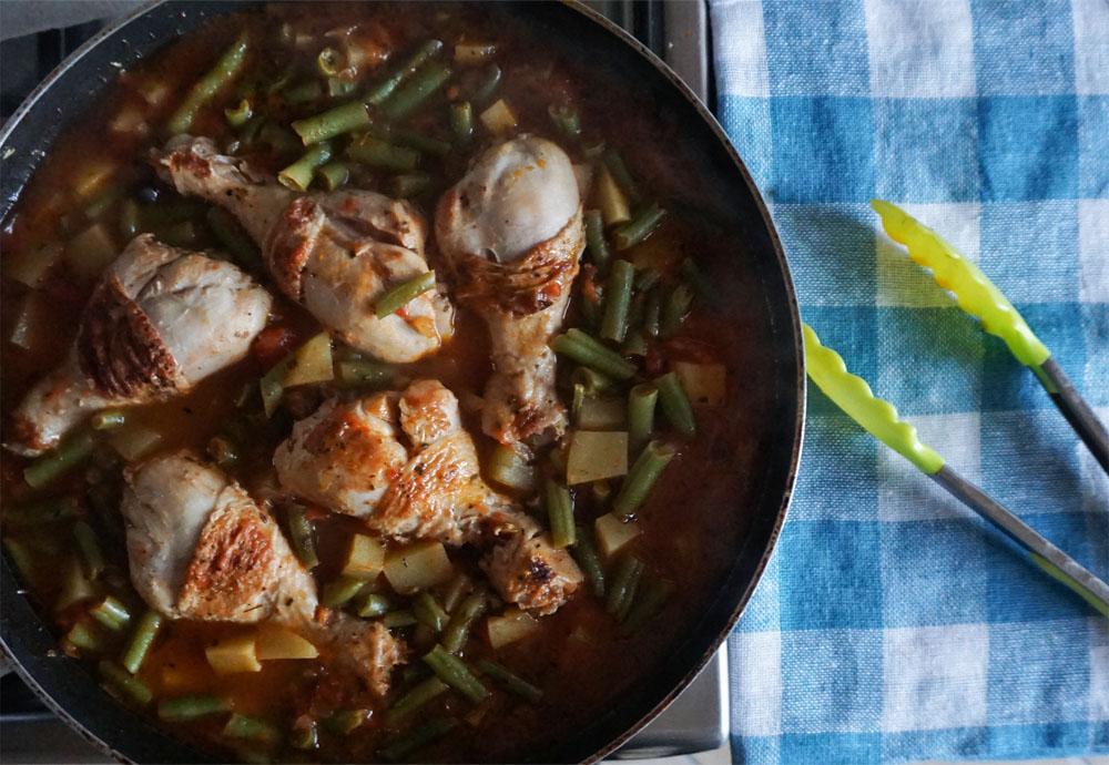 Przepis na pałki z kurczaka po prowansalsku