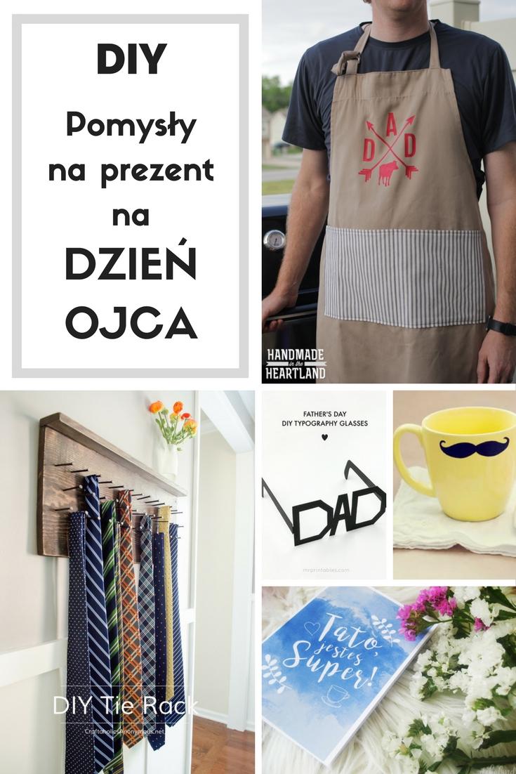 DIY Pomysły na prezent na dzień ojca zrób to sam, do druku // DIY Father's day gifts