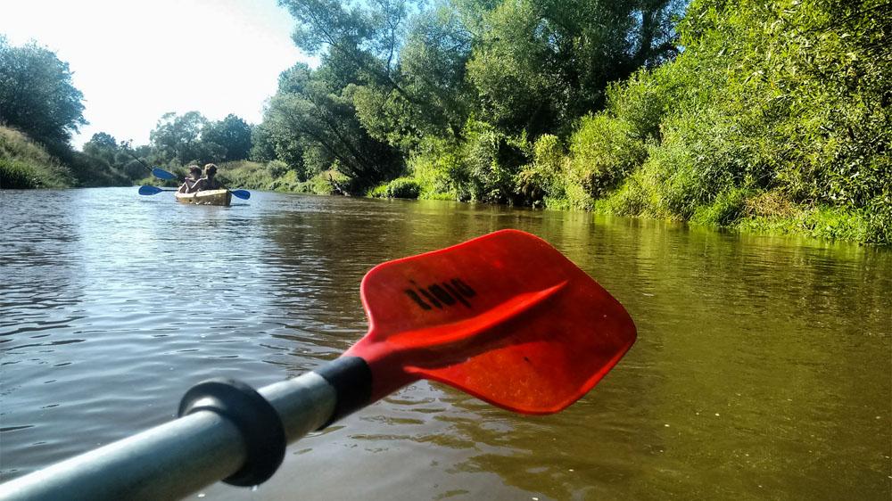 Aktywny wypoczynek - spływ kajakowy Mała Panew