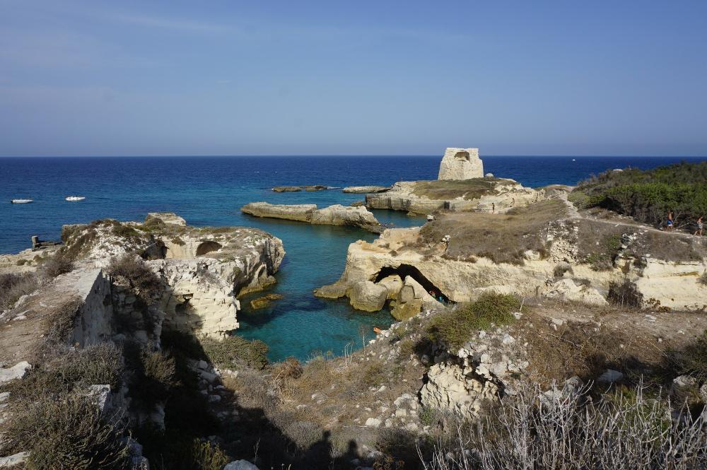 Jak podróżować po Apulii - samochód, pociąg