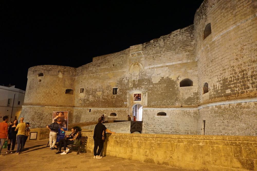 Zwiedzanie Apulii - co warto zobaczyć - Otranto