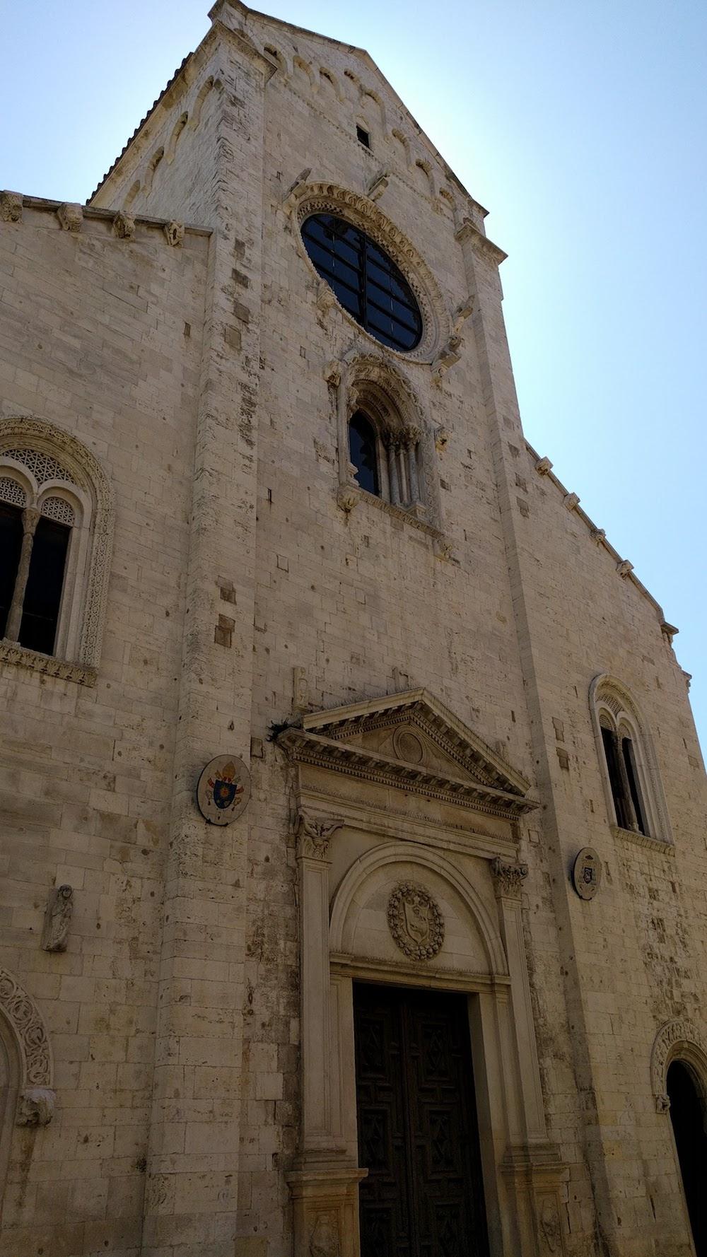 Zwiedzanie Apulii - gdzie być - Barletta