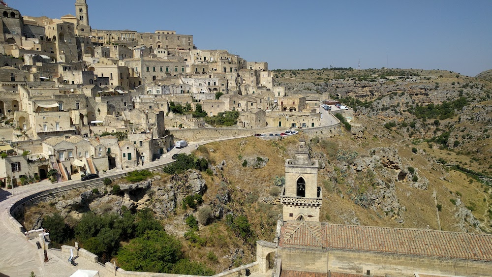 Zwiedzanie Apulii - co warto zobaczyć - Matera