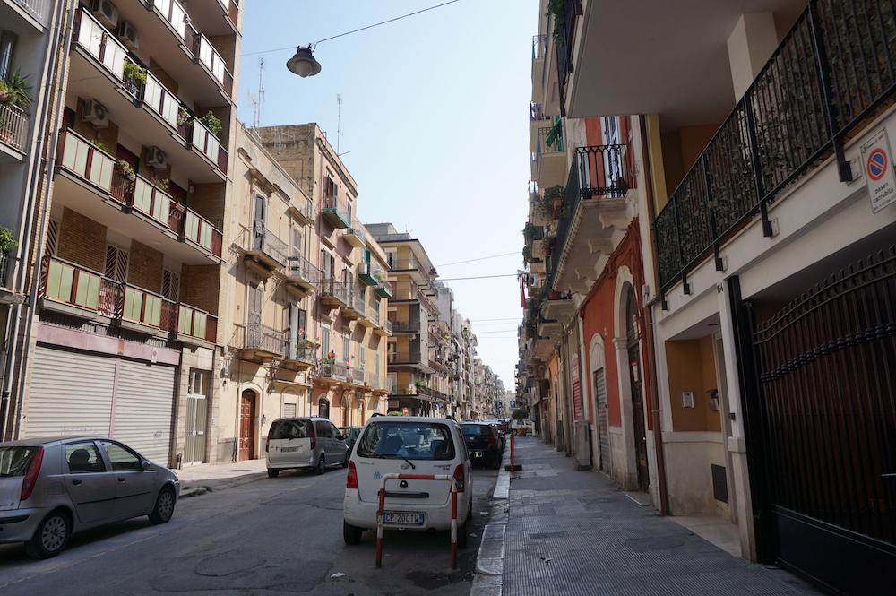 Zwiedzanie Apulii - Bari - baza wypadowa