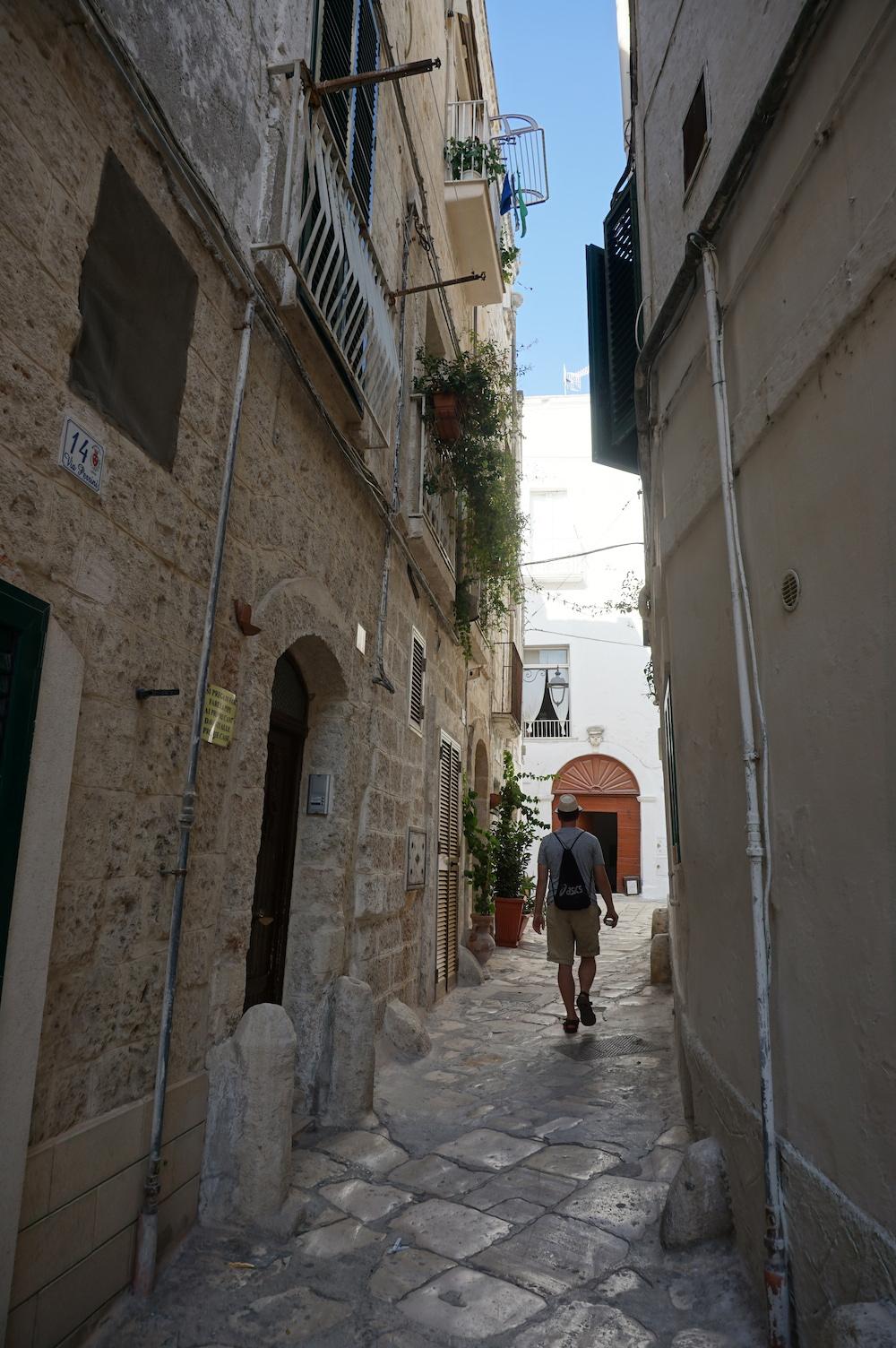 Zwiedzanie Apulii - Puglia wakacje - Monopoli
