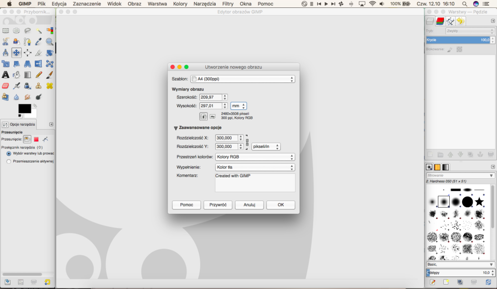 DIY Wakacyjna ramka z pamiątkami i Zdjęcie w kształcie napisu w programie GIMP
