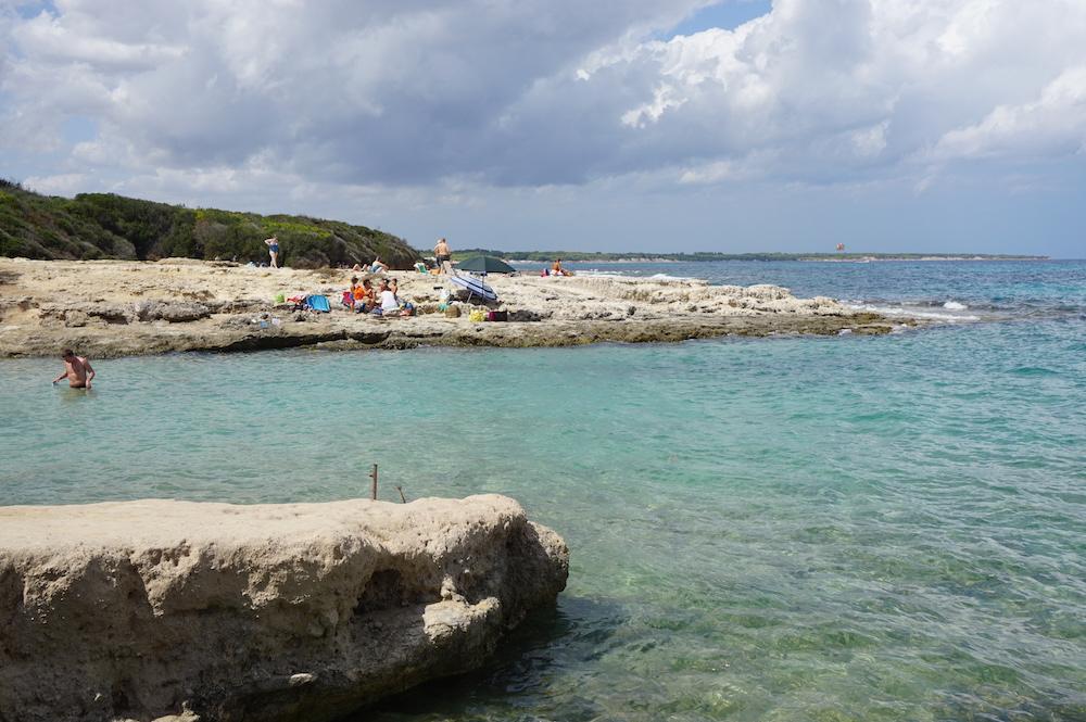 Plaże Apulii - Puglia co zobaczyć