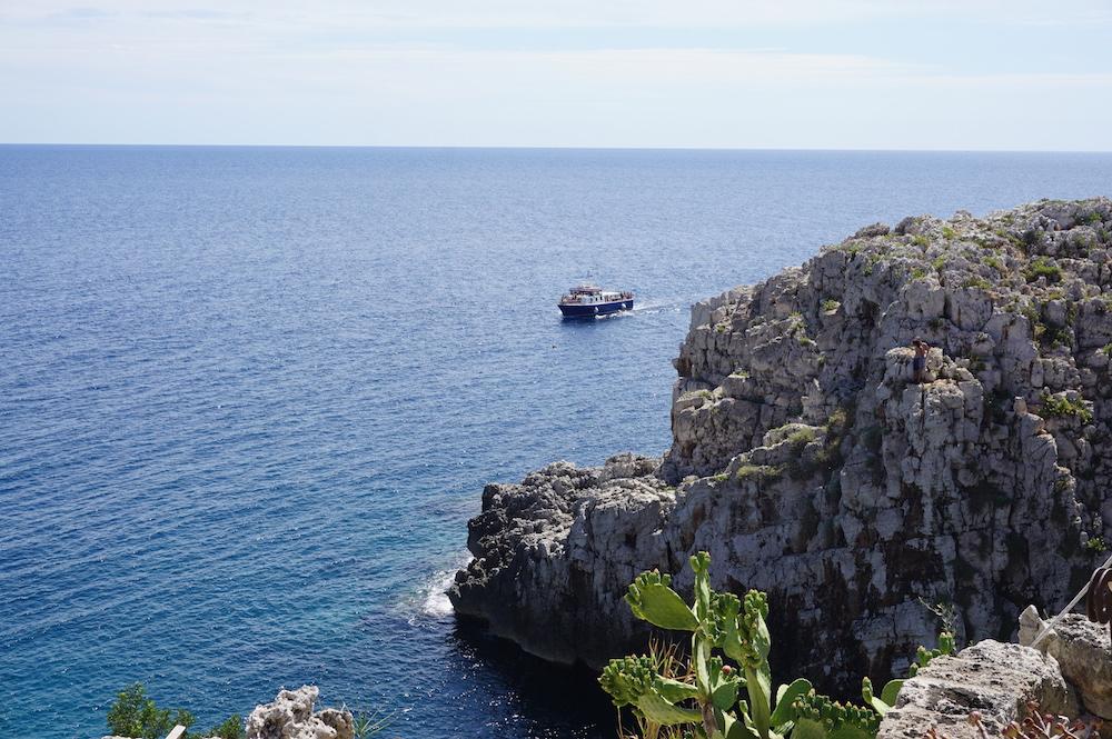 Plaże Apulii - Puglia co zobaczyć - Ponte Ciolo