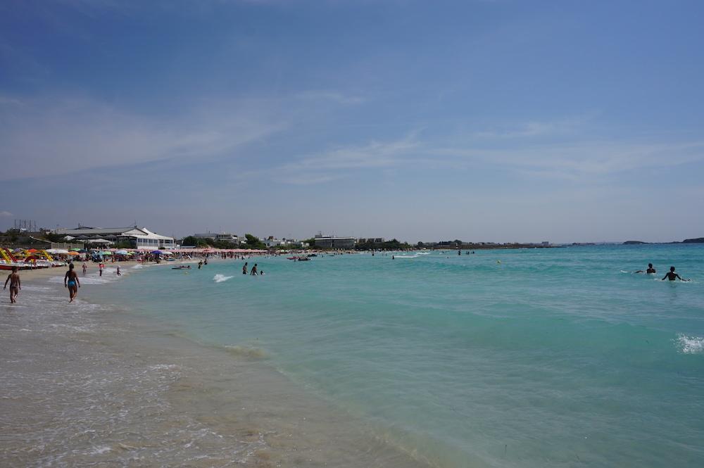 Plaże Apulii - Puglia zwiedzanie