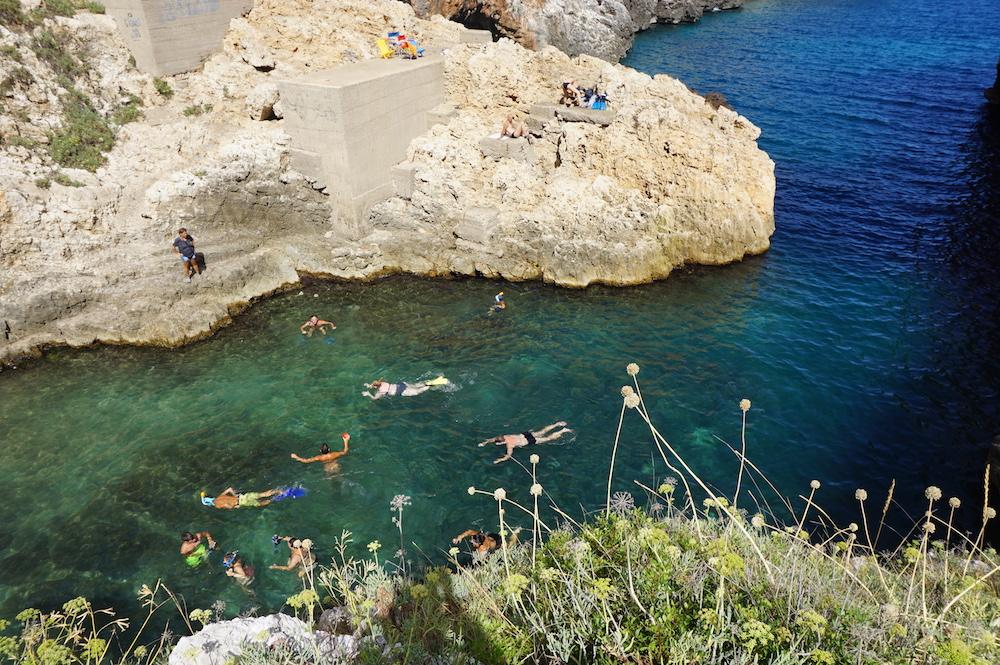 Plaże Apulii - Puglia co robić
