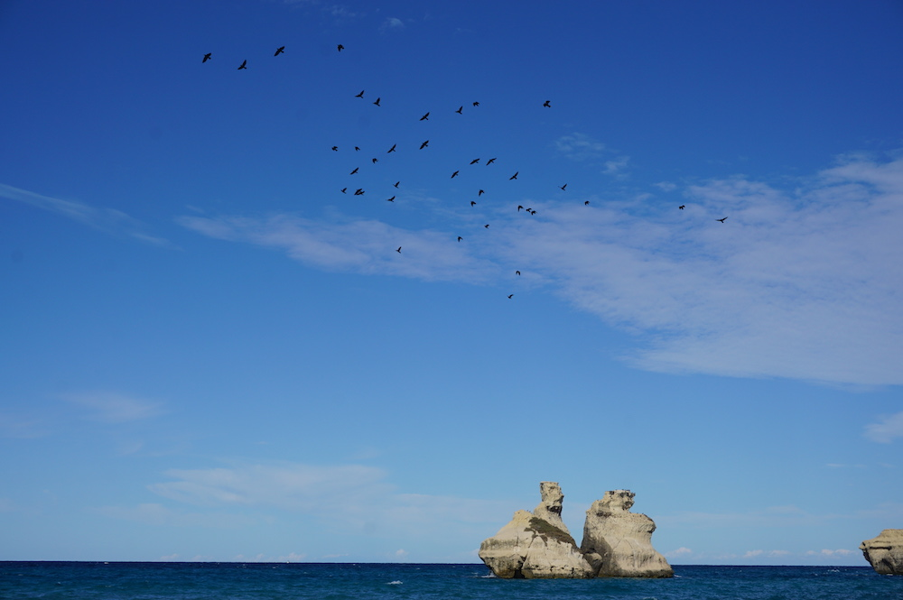 Plaże Apulii - Apulia co robić - Torre dell'Orso