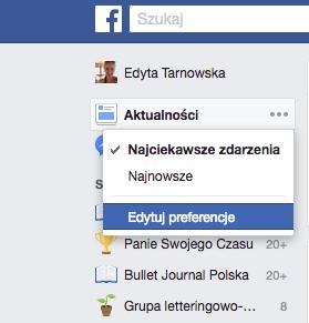 Jak zrobić porządek na Facebooku? Jak nie tracić czasu na fejsie?