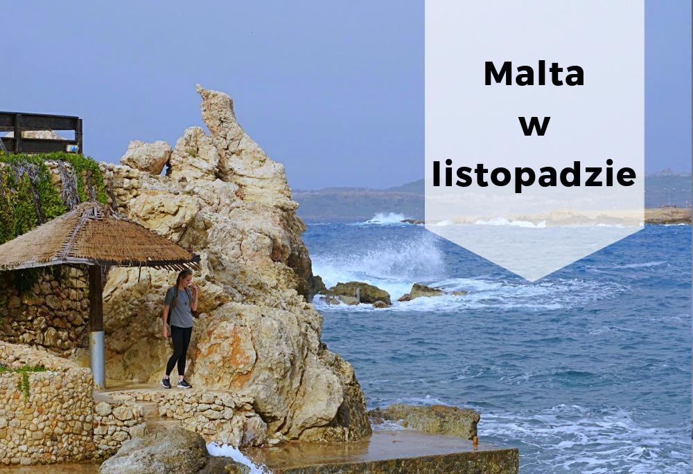 Malta w listopadzie