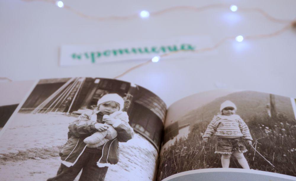 Pomysł na prezent - fotoksiążka jako podziękowania dla rodziców