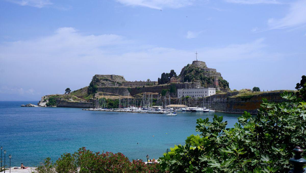 Co zobaczyć na Korfu? Stolica - Stara Forteca