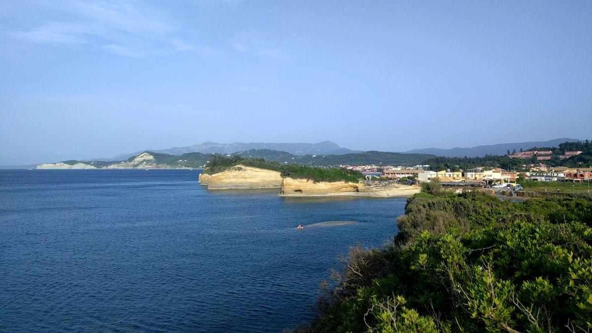 Co zobaczyć na Korfu? Najpiękniejsze miejsca Canal D'Amour