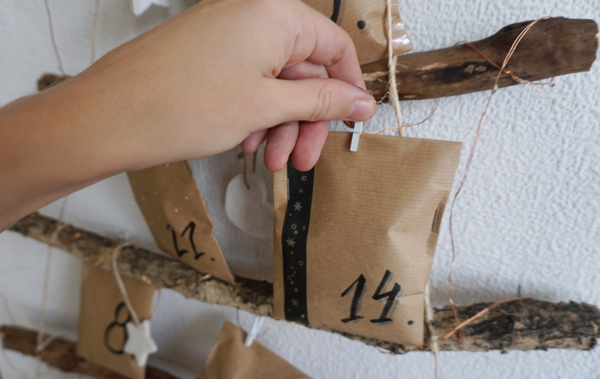 DIY Kalendarz adwentowy dla par - zadania adwentowe do druku