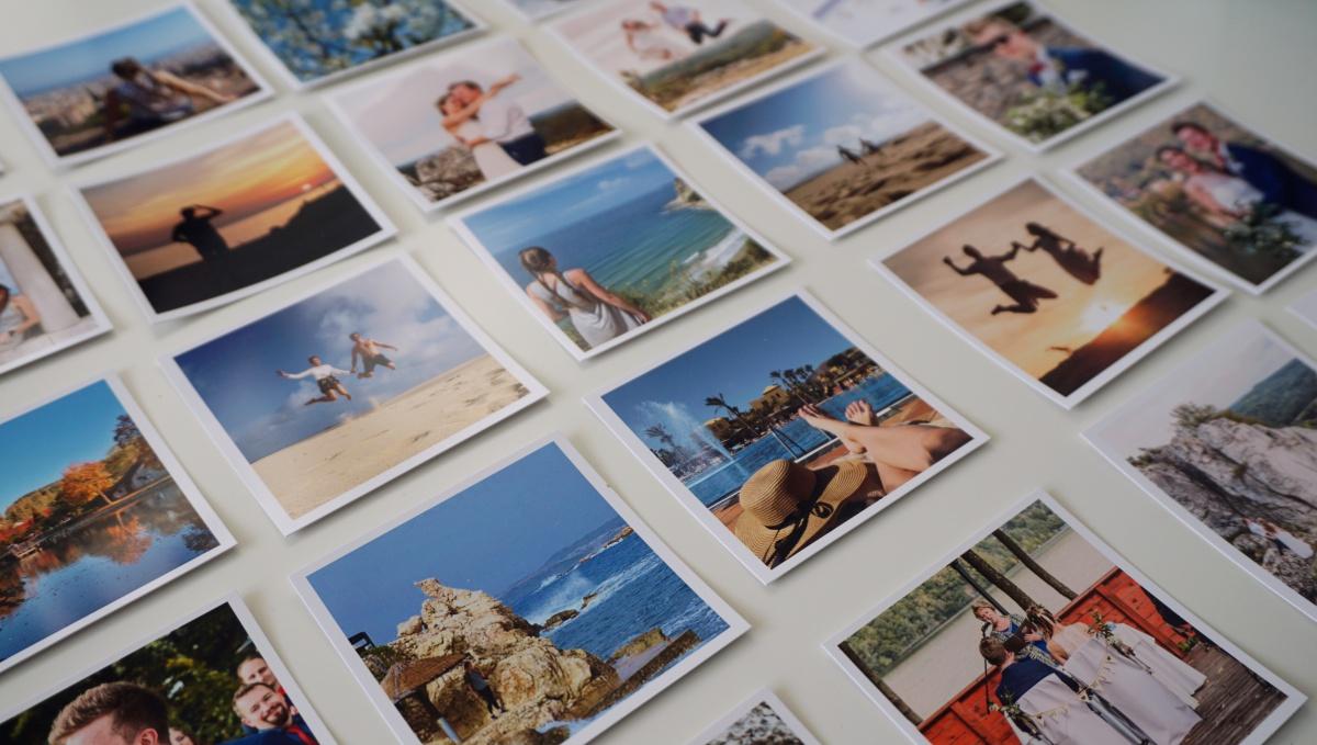 DIY Wieszak na zdjęcia z frędzlami