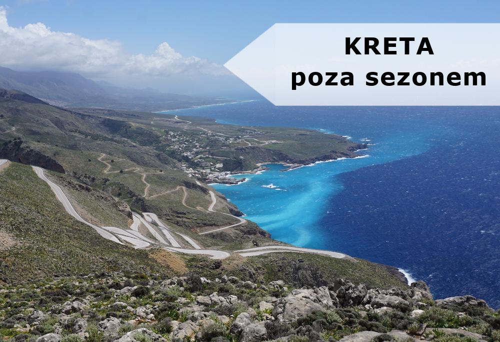Kreta poza sezonem - zwiedzanie greckiej wyspy