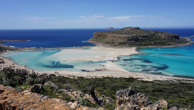 DIY Kreta poza sezonem - Laguna Balos